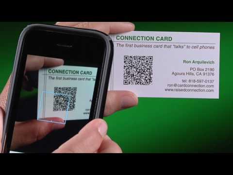 qr-code-business-card | Qr-kody.cz